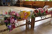 「花の日礼拝」