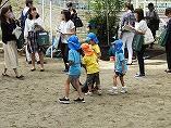 東北学院幼稚園公開保育が行われました