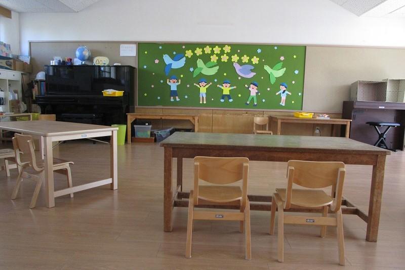 5月8日(金)の幼稚園